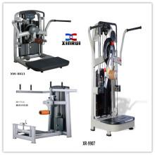 pin cargado equipo de la aptitud Multi Hip Machine / comercial Leg Swinging Gym equipo hecho en China para la venta