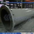 Tubo de acero estructural de draga con bridas (USC-4-001)
