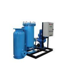Système de nettoyage de tube de refroidisseur et de refroidisseur par Innovas Technologies