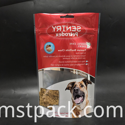 Packaging Bag by Dog Food