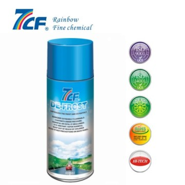 spray frost remover