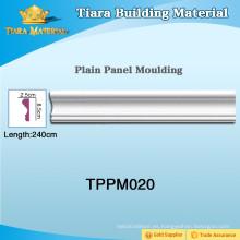Moldes de panel de pared multicolor PU con rendimiento superior