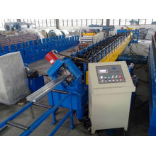 C Shape Changeable Purlin Production Line