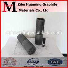 graphite lubricant tube,graphite degassing tube