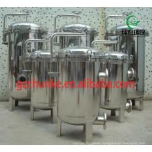 Industrial Stainless Steel Water Filter Tank