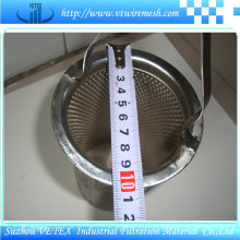 Cilindro de Filtro SUS 316 Vetex