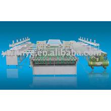 JWD-1800 halbautomatische Klebemaschine