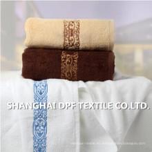 Juego de toallas 100% algodón bordado (DPH7717)