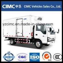 Mobile Catering Isuzu Refrigerados Caminhões Food Van Truck Sale