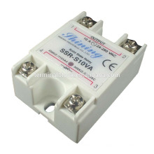 SSR-S10VA SSR Phase 24 Volt 10A Power Adjustable Solid State Relay