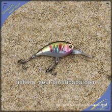 CKL013 7 CM 4.5G qualité parfaite leurre à la main manivelle appât de pêche