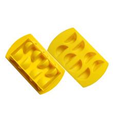 Lemon lego ice mold silicone ice cube tray
