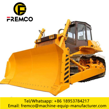 160 Horsepower Mechanical Wetland Bulldozer