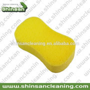 2016 hot selling super absorbent sponge/PU sponge/cleaning sponge wash pad cleaner
