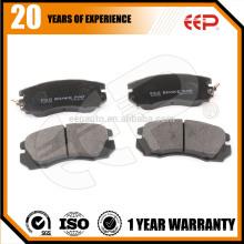 Plaquettes de frein pour LEGACY IMPREZA 26296-AA141
