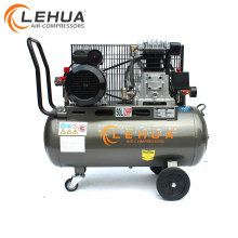 LeHua portable gas air compressor with best performance