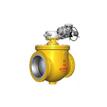 Atas entri Trunnion Ball Valve