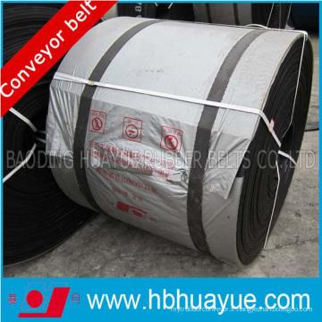 Bonne sécurité, noyau entier, bande transporteuse ignifuge de PVC / Pvg