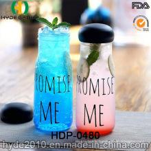 Portable Tritan BPA Free Fruit Infusion Bottle, Plastic Fruit Water Bottle (HDP-0480)