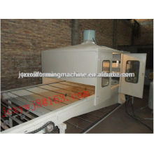 stone coated roofing tile making machine production line