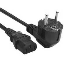 Power Cable VDE Certified EURO Power Plug