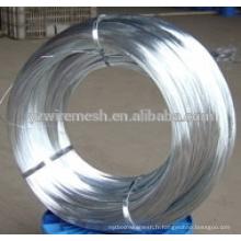 Fil de liaison GI / fil de fer galvanisé