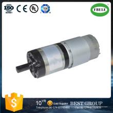 Низкий уровень шума мотор-редукторы шестерни, мотор 12 В Двигатель постоянного тока, мини микро-мотор углерода кисти мотор, мотор шестерни