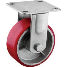 Roulettes rigides robustes de 5 pouces