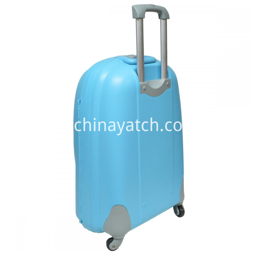PP Luggage with Aluminum Tube