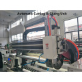 High Production POS Paper ATM Paper Slitting Rewinding Machine