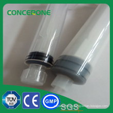 Prefilled Plastic Syringe for Cosmetics
