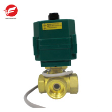 posicionador de válvula eléctrico eléctrico de naturaleza estable
