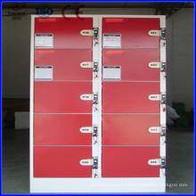 12-18 puertas personalizadas color Coin Locker