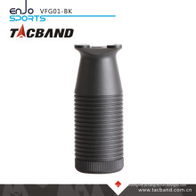 Tacband Tactical Vertical Fore Grip para Keymod - W / Storage Compartimento Preto