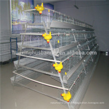 Soncap certificate battery cages laying hen layer cage
