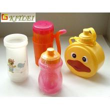 Os melhores produtos feitos sob encomenda de venda do plástico da garrafa 500ml dos PP do PE da injeção