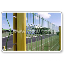 The PVC Coated Wire Mesh Garden Fence Panels (Anjia-066)