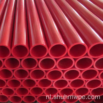 UHMWPE Mining pipe
