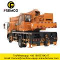 12 Tons Hydraulic Boom Crane Trucks