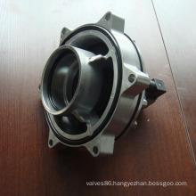 Right angle solenoid solenoid diaphragm valve 24V
