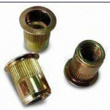 High precision brass nuts