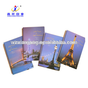wholesale custom a4 print school exercise book
