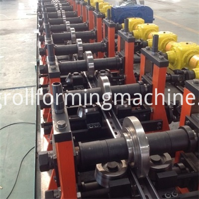 Seismic Support Roll Forming Machines