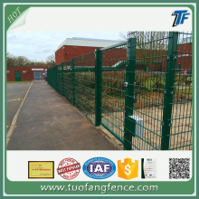 pvc coated 868 twin wire fencing panels