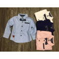 fashion baby boys shirt/european and korean style kids shirt