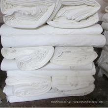 Spot Suprimentos Tecido de Rayon Cinza para Impressão / Tingimento Tecido Vestuário