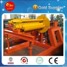 PPGI hidráulico ou Gi Decoiling máquina