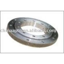 anillo giratorio del motor para piezas de repuesto del excavador