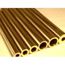 Tuyau en cuivre à tube en laiton H85 avec 85% de Cu