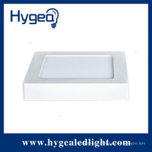 20W lumière haute lumière Taiwan MW conducteur monté sur panneau led panneau carré